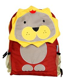 My Milestones Toddler Backpack Lion - 13 Inches