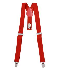 Miss Diva Smart Suspender - Red