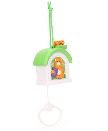 1st Step Musical Pulling Toy - Green