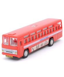 Centy Pullback City Bus Toy - Red