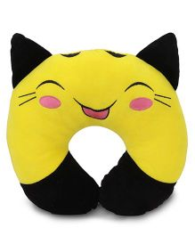 Play Toons Neck Rest Pillow Yellow - 30 cm