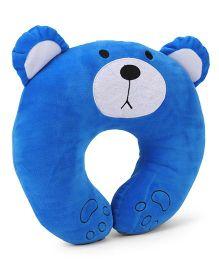 Playtoons Plush Neck Pillow - Blue (Design May Vary)