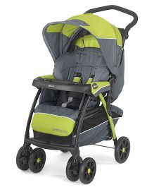 Chicco Cortina CX Stroller Lima - Green & Grey