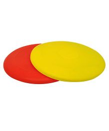 GSI Flying Disc Frisbees Pack of 2 - Multicolor