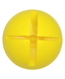 GSI Dome Base Hula Hoop Stand - Yellow