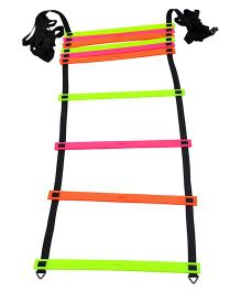 GSI Super Speed Agility Ladder - Multicolor