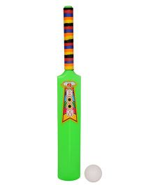 GSI Kids Bat Ball Cricket Set (Colours May Vary)