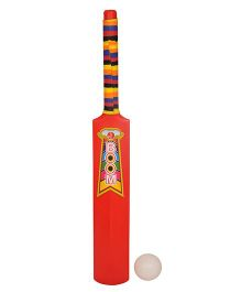 GSI Kids Bat Ball Cricket Set (Colour May Vary)