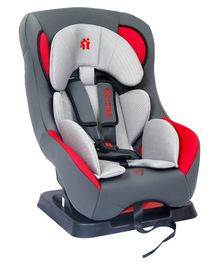 1st Step Convertible Car Seat - Red