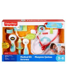 Fisher-Price Medical Kit - 7 Pieces