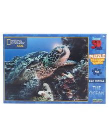 Prime3D The Ocean Sea Turtle Puzzle - 63 Pieces