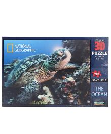 Prime 3D Sea Turtle Puzzles - 500 Pieces
