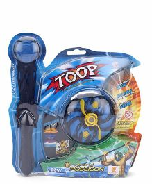 Tosy Toop Battery Operated Single Top With Controller - Blue Yellow