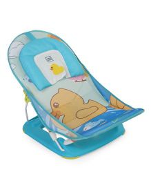 Mee Mee Baby Bather Duck Print - Blue