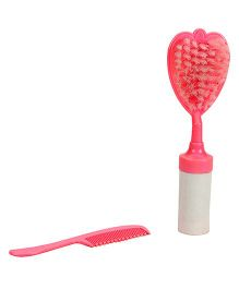 Adore Musical Brush And Comb Set - Pink