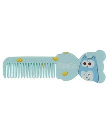 Adore Baby Comb Bear Shape - Blue