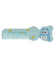 Adore Baby Comb Bear Shape - Green