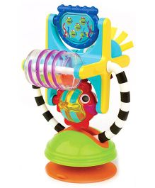 Sassy Fishy Fascination Station Rattle - Multicolor