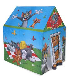 Tom & Jerry Tent House - Green blue