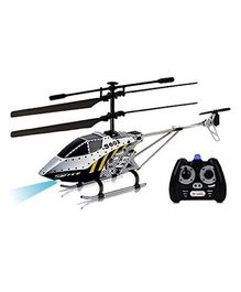 Webby 3.5 Channel Armour Helicopter - Black White