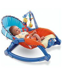 Webby Portable Rocker - Multi Color