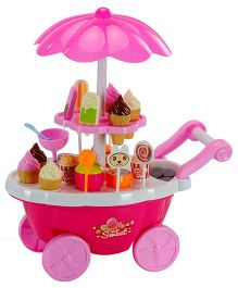 Webby Sweet Shopping Cart - Multi Color