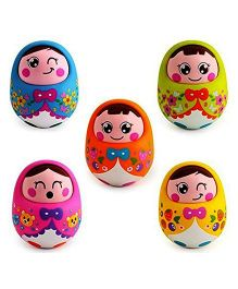 Webby Wobbling Roly Poly Tumbler Doll