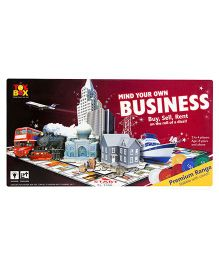 Toysbox Board Game Mind Your Own Business - Big Coins