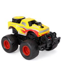 Imagician Playthings Kratos Big Wheel KIW 011 Dash & Swell Demon - Yellow