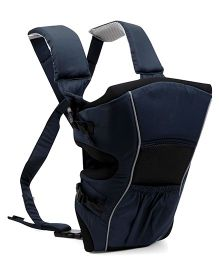 Little's 2 In One Deluxe Baby Carrier - Black