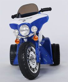 Marktech B Wild 568 Mini Roadster Battery Operated Ride On - Blue