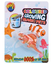 Karma Boing Colored Growing Magic Spinosaurs - Orange