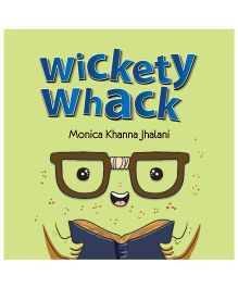 Wickety Whack Story Book - English