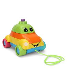 Funskool Stack A Car (Color May Vary)