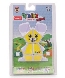 Rubiks Junior Bunny Puzzle - Yellow