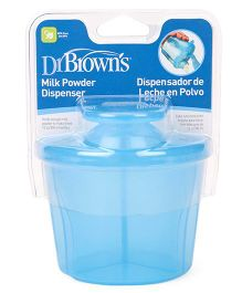 Dr. Brown's Milk Powder Dispenser - Blue