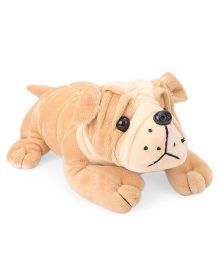 Funzoo Puppy Soft Toy Brown - 25 cm