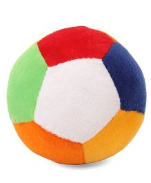 Funzoo Soft Toy Ball Multicolor - Circumference 29.5 cm