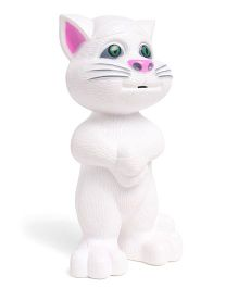 Dr. Toy Talking Tom - White