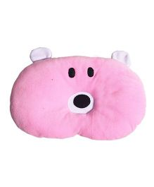 Amardeep Teddy Baby Pillow - Pink