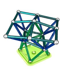 Geomag Color Construction Set Green - 86 Pieces