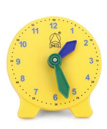 Alpaks Geared Clock (Color May Vary)