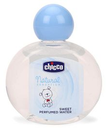 Chicco Natural Sensation Sweet Perfumed Water - 100 ml