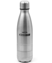 Milton Thermosteel Duo Bottle Silver - 500 ml