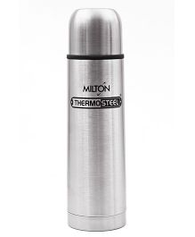 Milton Thermosteel Flip Lid Flask Silver - 1000 ml