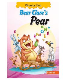 Pegasus Phonics Fun Bear Clares Pear - English