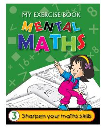 My Exercise Mental Maths - English