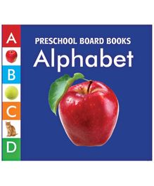 Pegasus Alphabet Board Book - English