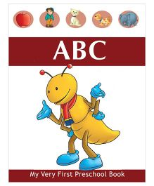 ABC Preschool Book - English