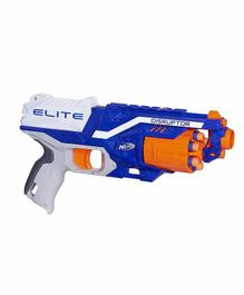 Nerf N-strike Elite Disruptor Dart Gun - Blue Orange